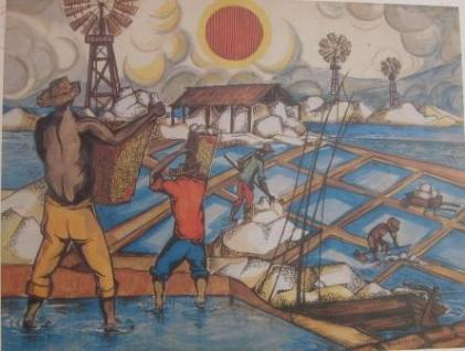 Album Homenagem aos profissionais do Rio Grande do Norte/Aquarela/1990