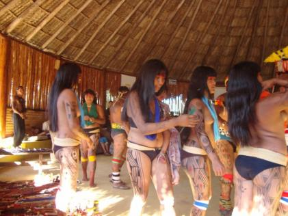 Share Yawalapiti tribe women nude for