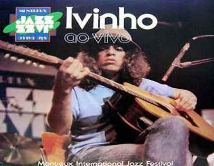 Capa do disco gravado ao vivo no Festival de 1978